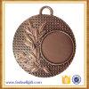 Médailles blanc de lutte de garniture intérieure de sports de bronze rouge antique en gros
