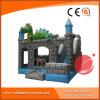 Castelo inflável do dinossauro combinado (T3-301)