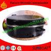 Girarrosto di ovale dello smalto del acciaio al carbonio di L-Formato