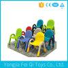 Воспитательные пластмасса и стул оборудования для малыша