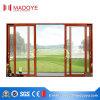 Puerta deslizante de aluminio del estilo europeo con el vidrio Tempered para el chalet