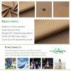 Tessuto 100% di maglia lavorato a maglia filo di ordito del tricot del poliestere di Hotsale