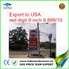 Exhibición de LED al aire libre 6inch para la estación de gasolina (TT15)