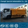 camion vidant d'évacuation de 8000L Dongfeng Tianjin DFAC