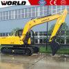 Tamaño 15ton medio de maquinaria de construcción Excavadora Hidráulica (W2150)
