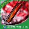 Lotes do auxiliar e da enzima usados para a matéria têxtil