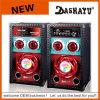 2.0 Rectángulo casero del altavoz de DJ de la estereofonia activa (XD6-6003)