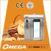 Haushalts-elektrischer 6 Tellersegment-Edelstahl-Drehzahnstangen-Ofen
