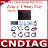 Dpa5 Adapter 5 van Dearborn Portocol de Op zwaar werk berekende Scanner van de Vrachtwagen (met Bluetooth)
