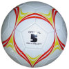 La boule de football de promotion, le revêtement en PVC, 32 lambrissent, la Machine-Stithing (B01315)