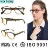 2016 frames óticos vendem por atacado o frame de espetáculo redondo da forma dos frames do Eyeglass dos vidros
