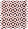 Tuile de mosaïque - mosaïque d'acier inoxydable (MCG24)