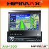 7 '' één-DIN Auto DVD met Afneembaar Comité, Bluetooth RDS, iPod, GPS, Facultatief tmc&dvb-t