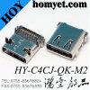 3.1 Cは24pin USBにメス型コネクタ(HY-C4CJ-QK-M2)をタイプする