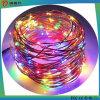 최신 판매 크리스마스 장식적인 RGB LED 끈 빛