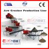 mineração 100-150t/H de pedra que esmaga a planta