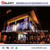 Farbenreicher transparenter videowand LED-Bildschirm P5-8 für Innenim freiengebrauch-Werbungs-Reklameanzeige