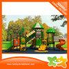 Waldpark-Thema-im Freien kurvendes Plättchen mit Treppe