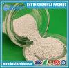 Sfera di ceramica di declorazione bianca di trattamento delle acque/sfera solfito del calcio