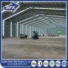 Große Überspannungs-Stahlrahmen-Flugzeug-Hangar mit flexibler anhebender Tür