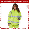 Las mujeres usan alta visibilidad reflectante de seguridad Fabricantes (ELTHJC-399)