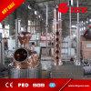 Categoría alimenticia eléctrica del destilador Ss304 del acero inoxidable de la caldera del alcohol ilegal 200L