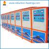 Стальная машина отжига топления индукции провода утюга с видеоим деятельности