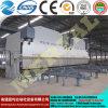 2-We67y (K) máquina de dobra hidráulica ordinária da placa 2-Double de -1600/7000 (CNC), freio da imprensa