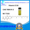 La vitamina E 7695-91-2 Aceite CAS