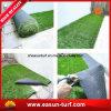 ホーム庭の装飾のためのマットを美化している人工的な草