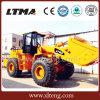 De nieuwe van het Ontwerp Prijslijst van de lt956- Lader de Lader van het Wiel van 5 Ton