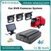 4 Fahrzeug Mdvr der Kanal-H. 264 GPS HDD 1080P für Schulbus, LKW-Überwachung