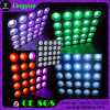 25PCS illuminazione RGBW 5X5 cel 30W (LY-025N) della fase dei paraocchi LED della tabella