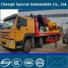 Camion de levage horizontal de bras de camion de HOWO avec la grue 150ton