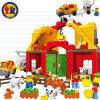 子供の幸せな農場の創造的なブロックのおもちゃ