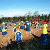 Soute gonflable de Paintball de vente chaude pour l'équipement de campagne de Paintball