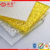 Feuille solide 163 de diamant de feuille gravée en relief par polycarbonate en cristal en plastique de panneau