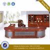 Bureau en forme de L de mélamine de bureau exécutif de tailles importantes (NS-NW094)