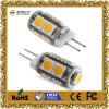 C.C. 12V 9SMD 5050 G4 do bulbo do diodo emissor de luz
