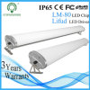ODM/OEM IP65 50W Tri-Proof LED Tube con 3 Years Warranty