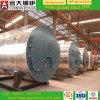 Chaudière à vapeur au fuel de gaz horizontal de Full Auto pour l'usine industrielle