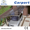 Car Port를 위한 높은 Quality Aluminum Frame Glass Car Garage