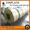 0.30~0.35mm Thickness Tinplate per Gl Can