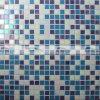 mosaico de cristal del color de 15X15m m del derretimiento caliente mezclado de la piscina (BGC034)