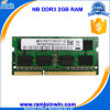 Keur Paypal 128mbx8 2GB DDR3 RAM Laptop goed