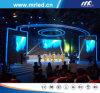 La nouvelle publicité d'écran Semi-Extérieure concevante d'affichage à LED d'intense luminosité de P10mm