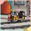 Train de voie de parc d'attractions petit pour les enfants et les adultes (FLTT)