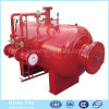 Fire Foam Systemの泡UnitかHorizontal Foam Bladder Tank