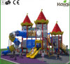 Kaiqi Medium-sortierte Fantasy Castle themenorientiertes Childrens Playground mit Spiral Tube Slide und More! Erhältlich in Many Colours (KQ30064A)