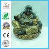 Het Beeldhouwwerk Chinese Boedha van Polyresin voor Decoratie
